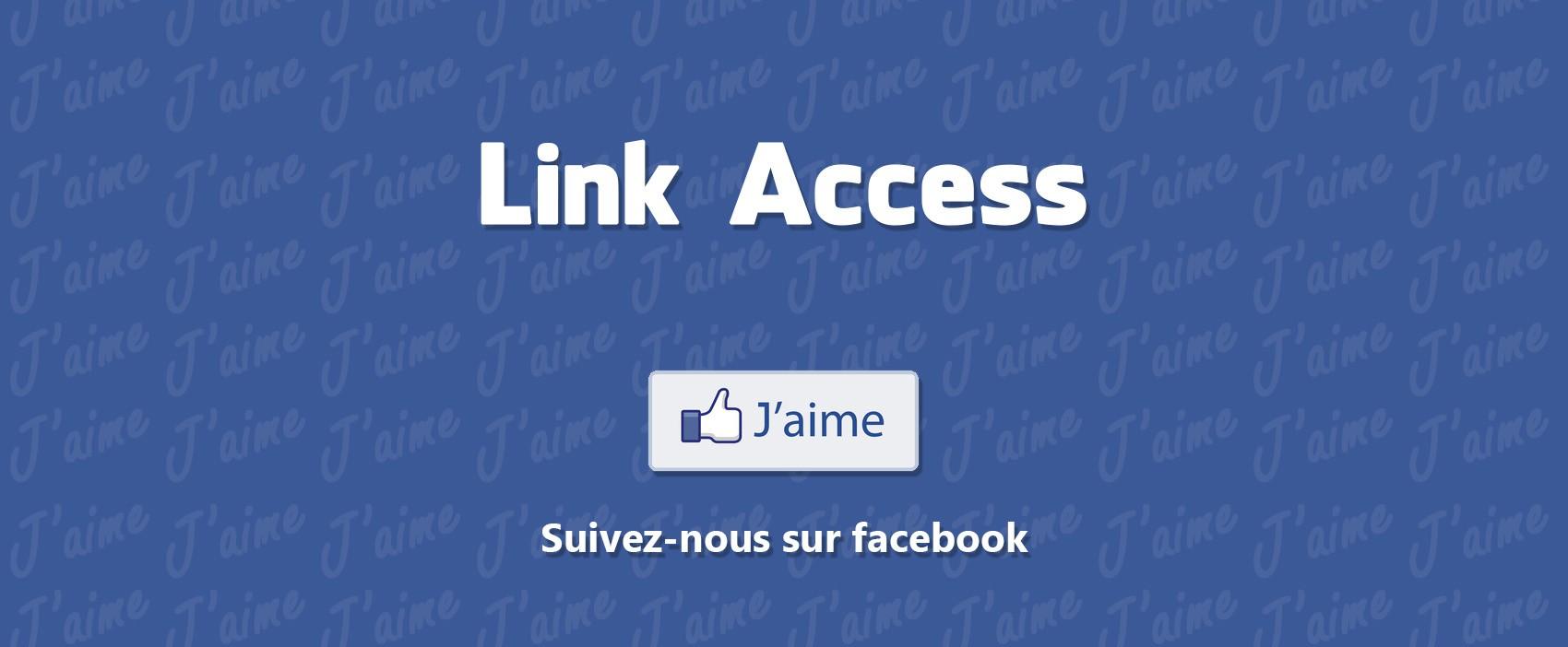 Nous sommes désormais sur facebook