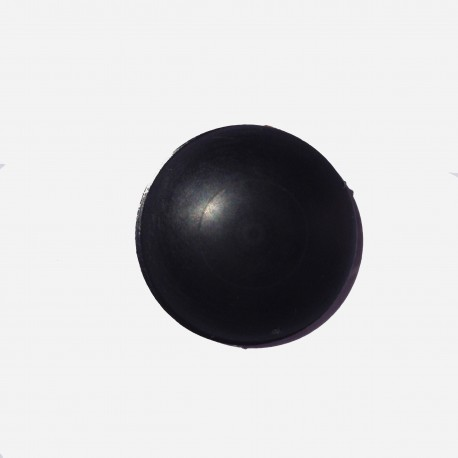 Plot podotactile 25 mm en polyuréthane autoadhésif (lot de 200)