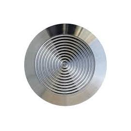 Plot podotactile 35 mm en inox