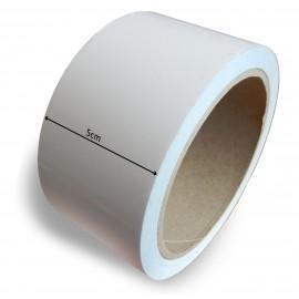 Bande adhésive en PVC teinté pour vitrage 50 mm - 10 ml