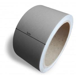 Bande adhésive en PVC aspect dépoli pour vitrage 50 mm 10 ml