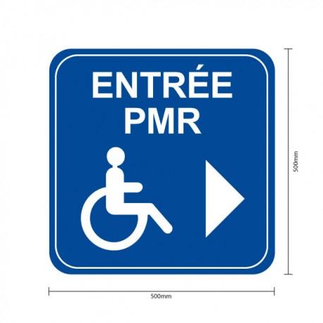 Panneau Directionnel PMR