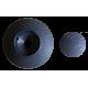 Plot podotactile 25 mm en composite à visser